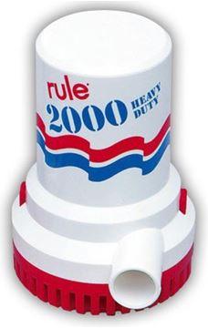Imagen de Bomba achique Rule 2000