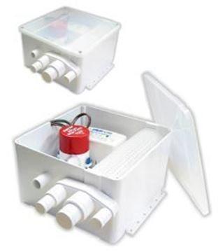 Imagen de Caja de Ducha para embarcaciones o casas rodantes
