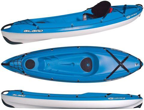 Imagen de Kayak Bilbao Azul