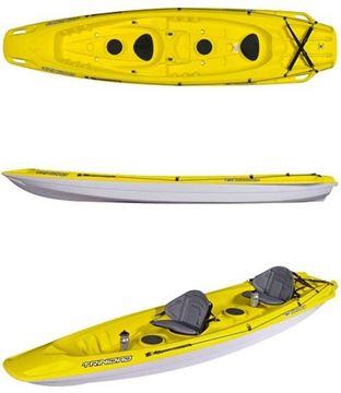 Imagen de Kayak Trinidad amarillo