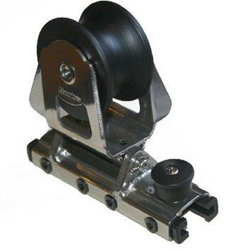 Imagen de Carro genoa con patín 25mm