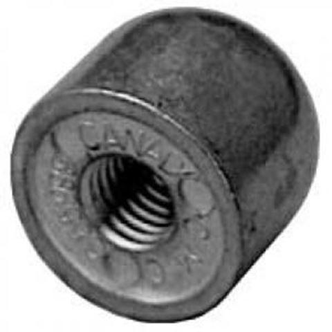 Imagen de Anodo de zinc tapón para mercru