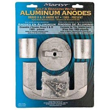 Imagen de Aluminio kit Bravo II