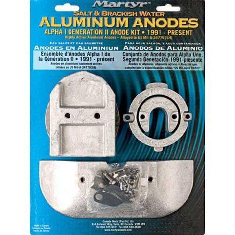 Imagen de Kit aluminio alpha 1