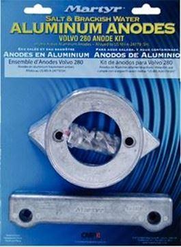 Imagen de Kit aluminio volvo 280