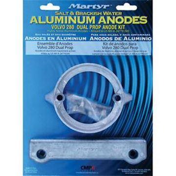 Imagen de Kit aluminio volvo doble 280