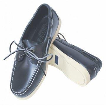 Imagen de Zapato Náutico negro 38