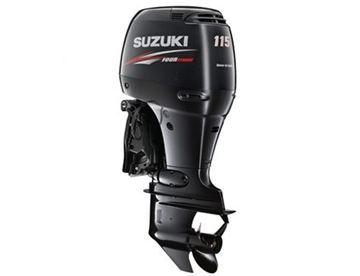 Imagen de Motor Suzuki  fuera de borda 115 HP - 4 Tiempos