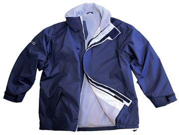 "Imagen de Camp. ""Skipper Jacket"" Azul M"