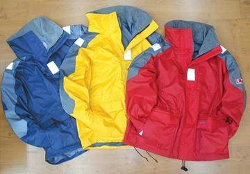 Imagen de Campera Costera Roja  XL