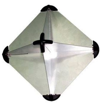 Imagen de Reflector radar plegable