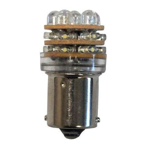 Imagen de Lámpara 12V, LED, T18 BA15S