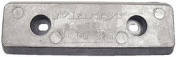 Imagen de Ánodo de aluminio para espejo de pata ips volvo