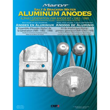 Imagen de Kit de aluminio alpha 1