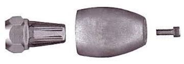 Imagen de Anodo aluminio hélice velero