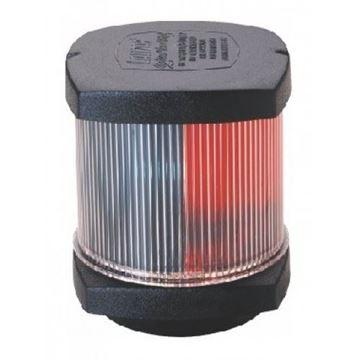 Imagen de Luz tricolor grande caja negra