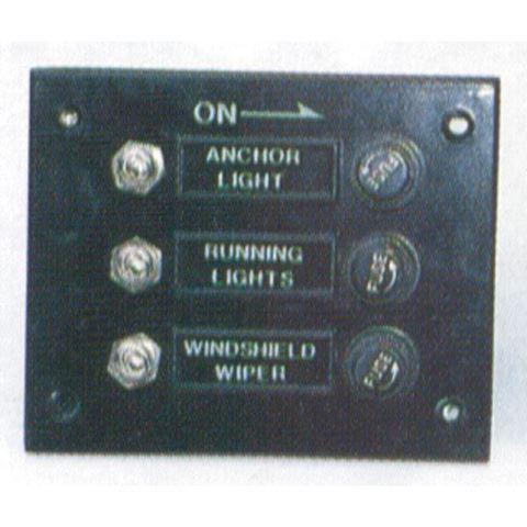 Imagen de Tablero 3 luces