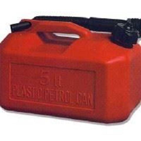 Imagen de Tanque combustible 5Lts cub