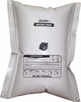 Imagen de Tanque flexible rectangular de 100 Lts para agua
