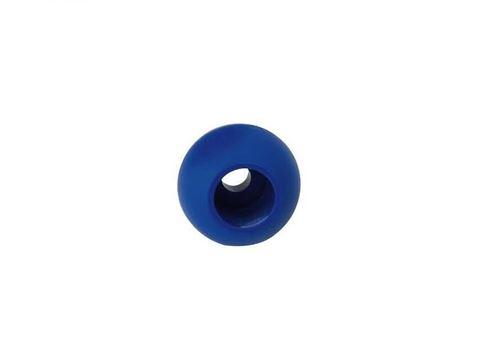 """Imagen de Tope azul y negro 3/8"""""""