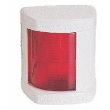 Imagen de Luz banda roja rectangular 112.5º  carcasa blanca