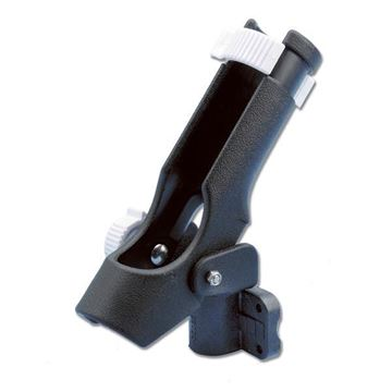 Imagen de Posa caña PVC ajustable para tolete