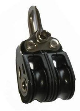 Imagen de Motón doble fijo NAUTOS - 30 mm
