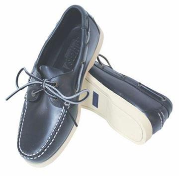 Imagen de Zapato Náutico Negro