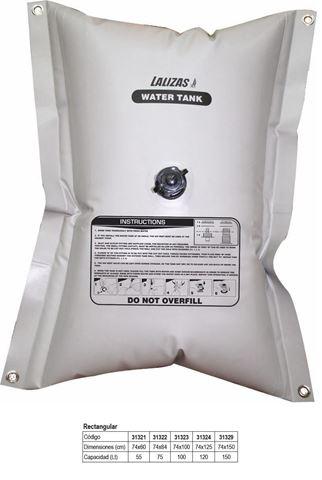 Imagen de Tanque flexible rectangular para agua