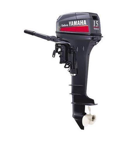 """Imagen de Motor fuera de borda Yamaha 15HP - 2 Tiempos """"Enduro"""""""