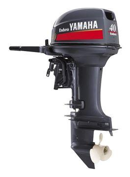 """Imagen de Motor fuera de borda Yamaha 40HP - 2 Tiempos """"Enduro"""""""