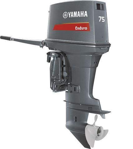 """Imagen de Motor fuera de borda Yamaha 75HP - 2 Tiempos """"Enduro"""""""
