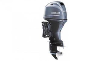 Imagen de Motor fuera de borda Yamaha 60HP - 4 Tiempos