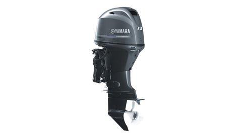 Imagen de Motor fuera de borda Yamaha 70HP - 4 Tiempos