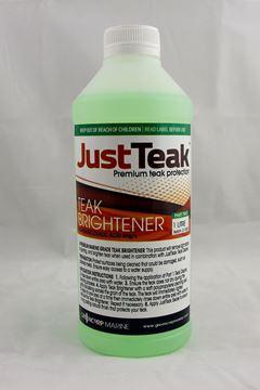 Imagen de Just Teak - Abrillantador para teca - 1 Litro