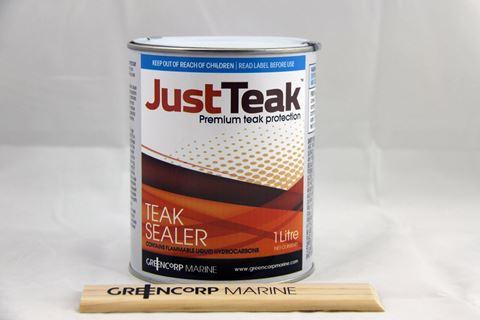 Imagen de Just Teak - Sellador de teca - 1 Litro