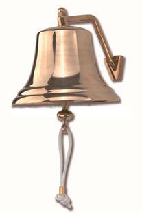 Imagen de Campana náutica de bronce