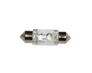 Imagen de LEDs 2 blanco 12V - 42mm