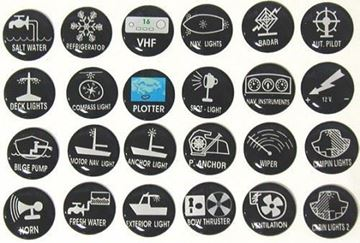 Imagen de Carteles adhesivos para panel