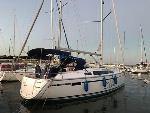Imagen de Bavaria Cruiser 34 -Blue Edition (2017)