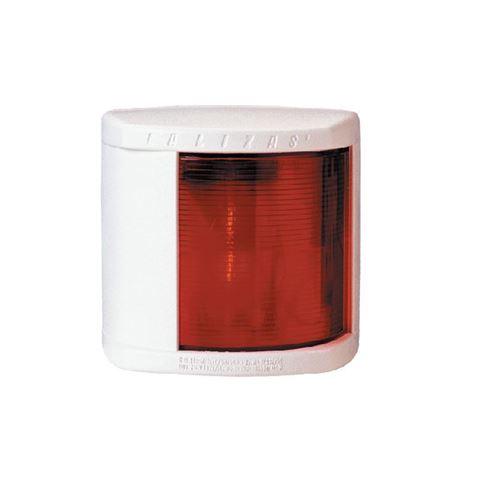 Imagen de Luz de banda babor roja cuadrada blanca