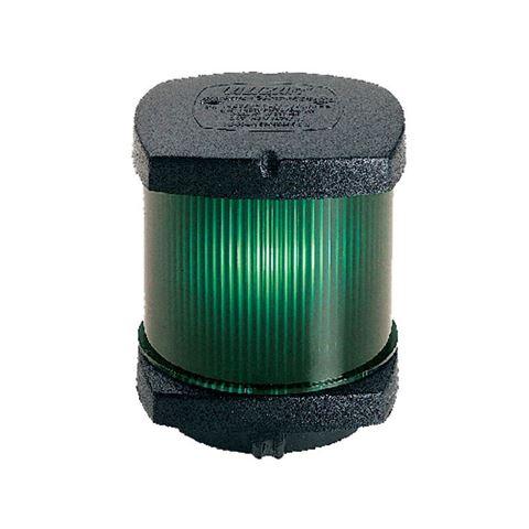 Imagen de Luz verde grande caja negra