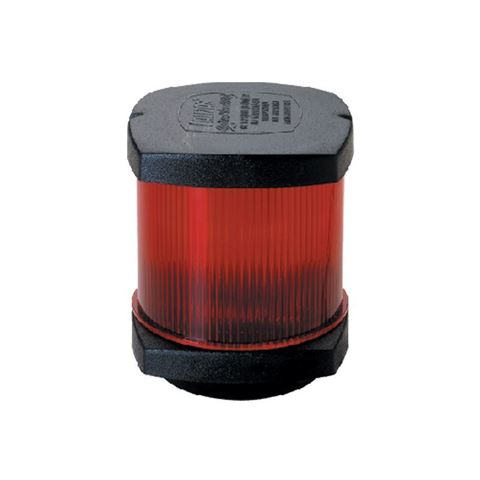 Imagen de Luz roja grande caja negra