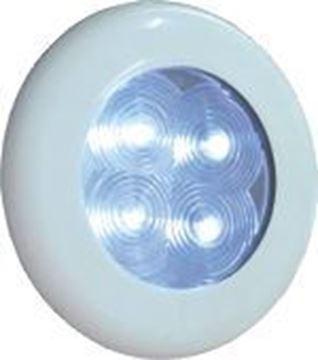 Imagen de Luz redonda caja blanca LED