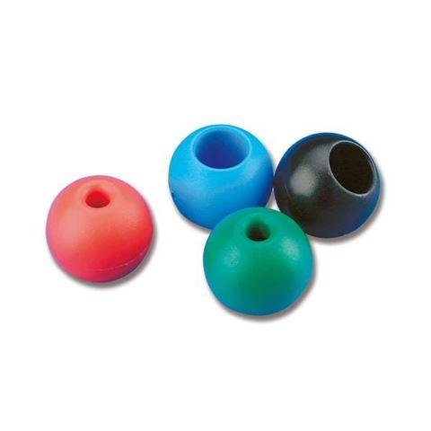 Imagen de Bola de nylon para cabo de 4mm