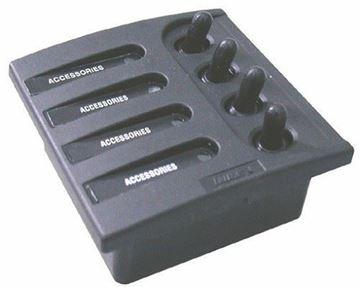 Imagen de Panel 6 circuitos Black