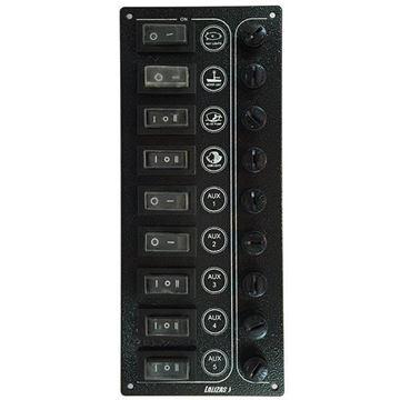 Imagen de Panel de luces con 9 funciones