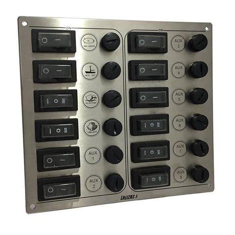 Imagen de Panel con 12 funciones