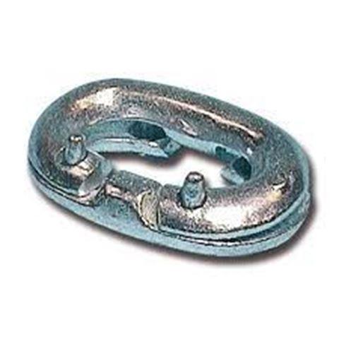 Imagen de Eslabón de unión de cadena 6 mm