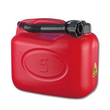Imagen de Tanque de combustible 5 lt